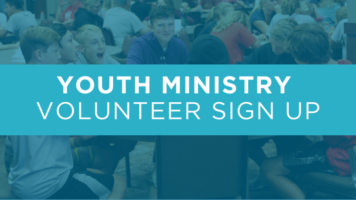 Youth Ministry Volunteers logo image