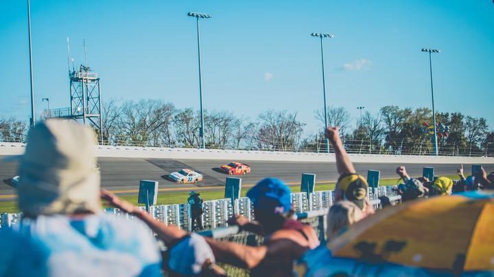 Men's Outing to Meridian Speedway  logo image