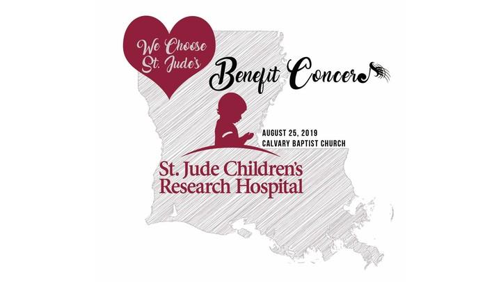 St. Jude Benefit Concert logo image