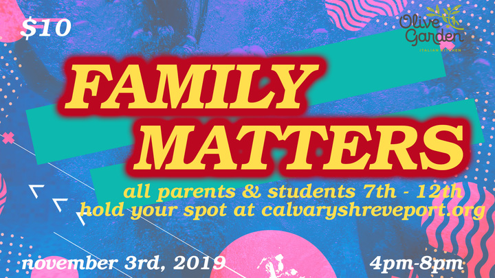 Family Matters logo image