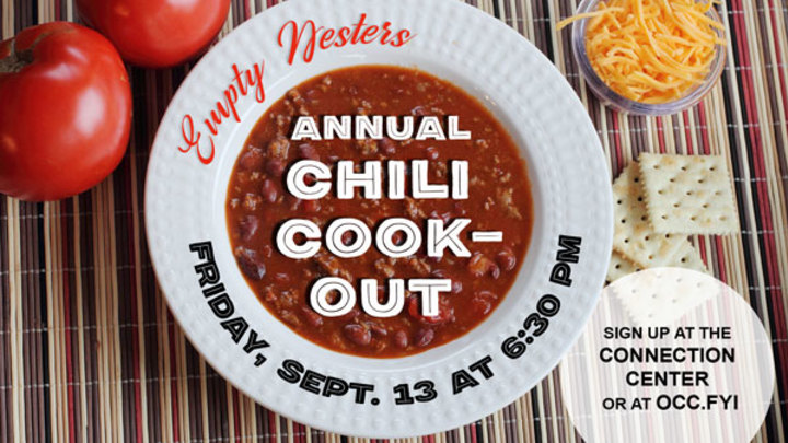 Empty Nesters Chili Cookout logo image