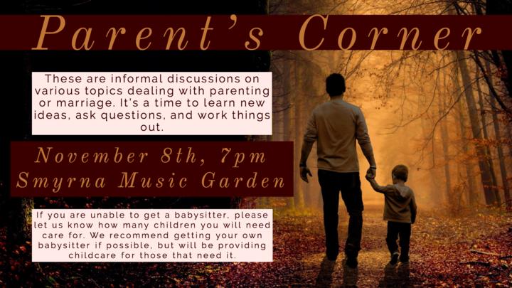 Parent's Corner logo image