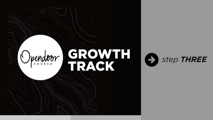 Growth Track Step Three logo image