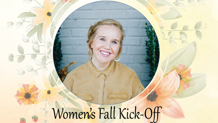 Ladies Fall Kick-off logo image