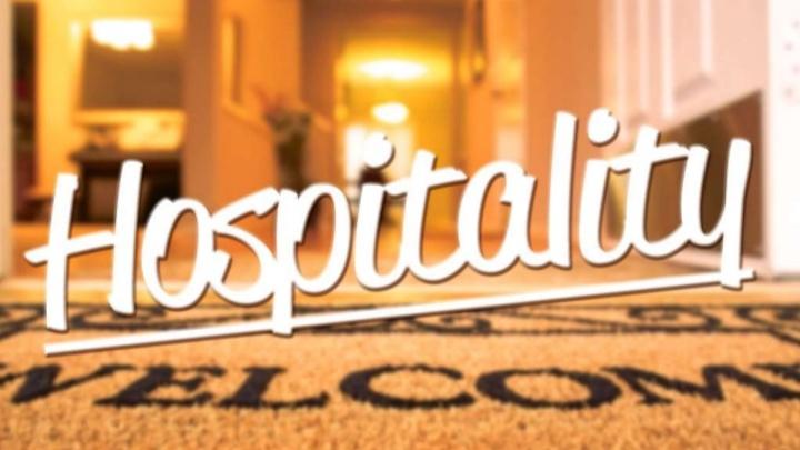 Hospitality Ministries Dessert Night logo image