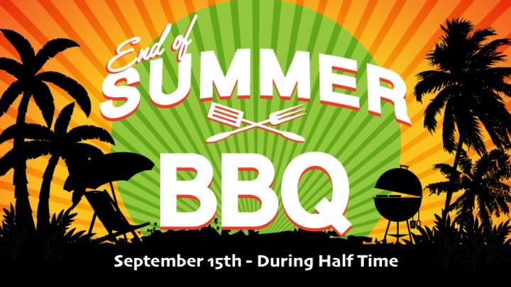 PB End of Summer BBQ logo image