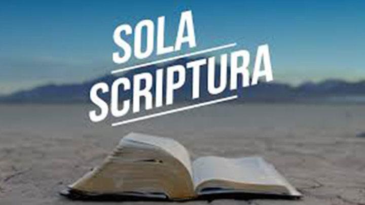 Calvary Youth   Sola Scriptura Conference logo image