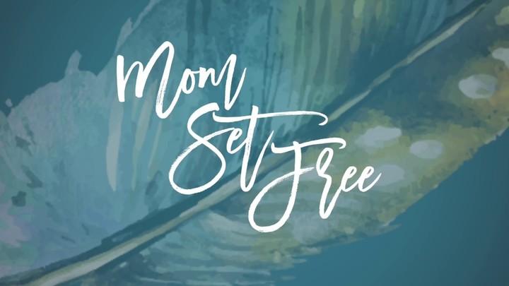 Ladies Bible Study - Mom Set Free logo image