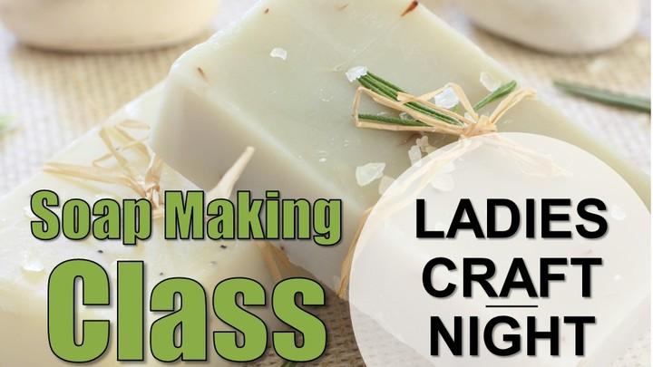 Ladies Craft Night logo image