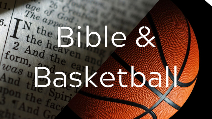 Connect Group w/ Nate Tumbleson - Bible & Basketball for Men logo image