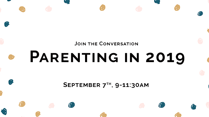 Parenting in 2019 with Deb Engen logo image