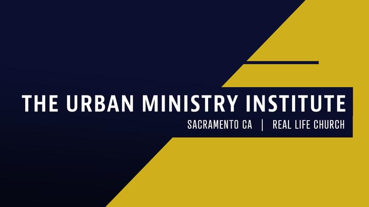 THE URBAN MINISTRY INSTITUTE SACRAMENTO - FALL 2019 logo image