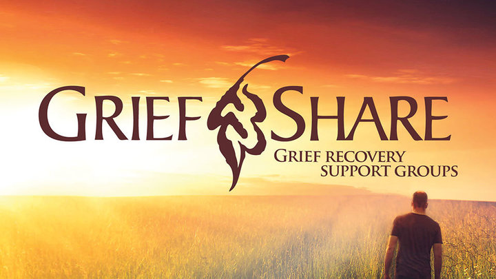 GriefShare Support Group logo image