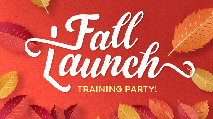 Fall Launch Party - Children's Ministry Volunteers logo image