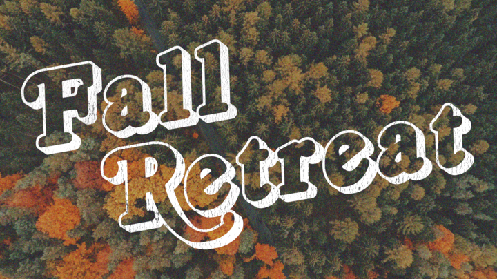 Fall Retreat 2019 logo image