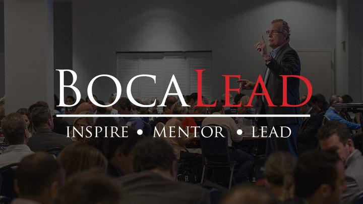 BocaLead | Nov 7 logo image