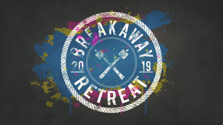 BREAKAWAY Middle School Retreat logo image