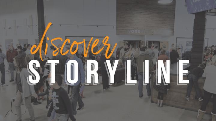 Discover Storyline logo image