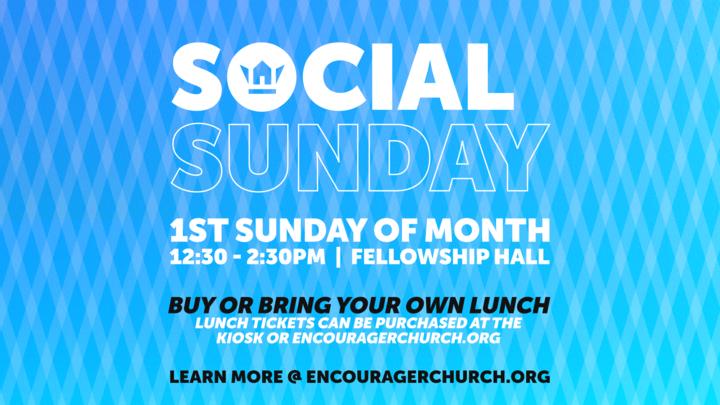 Social Sunday logo image