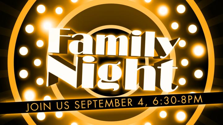 KidsLife Family Night logo image