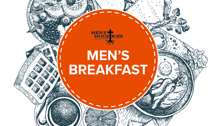 Men's Breakfast (Sept) logo image