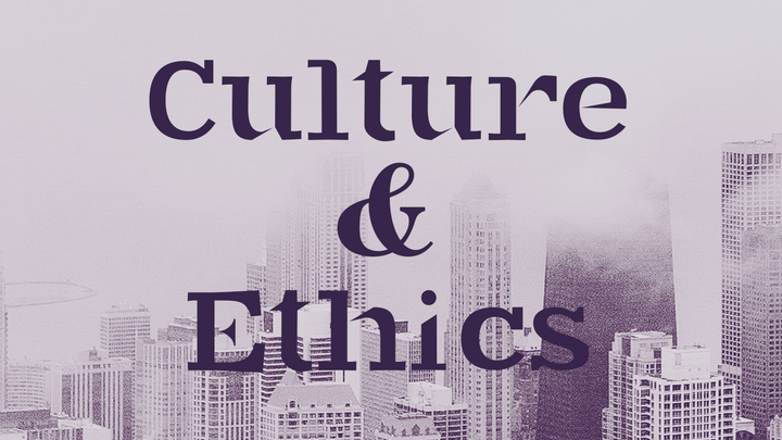 Culture & Ethics  logo image