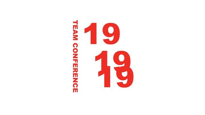 Team Conference 2019 logo image