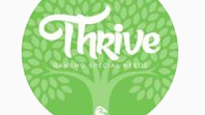 Thrive New Student Form logo image