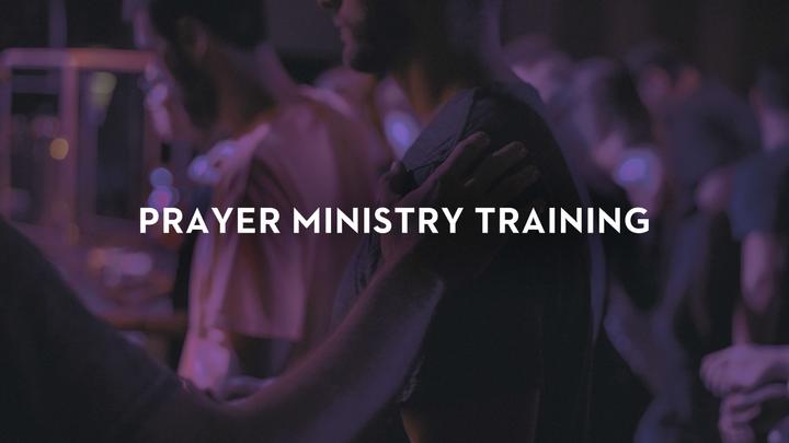 Prayer Ministry Training // Fall 2019 logo image
