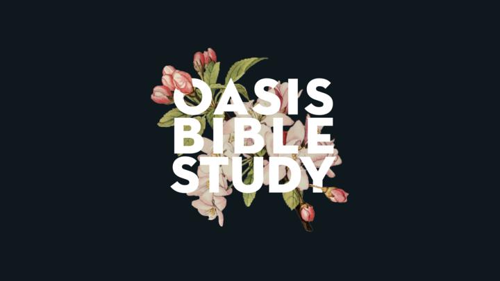 Oasis Bible Study // Fall 2019 logo image