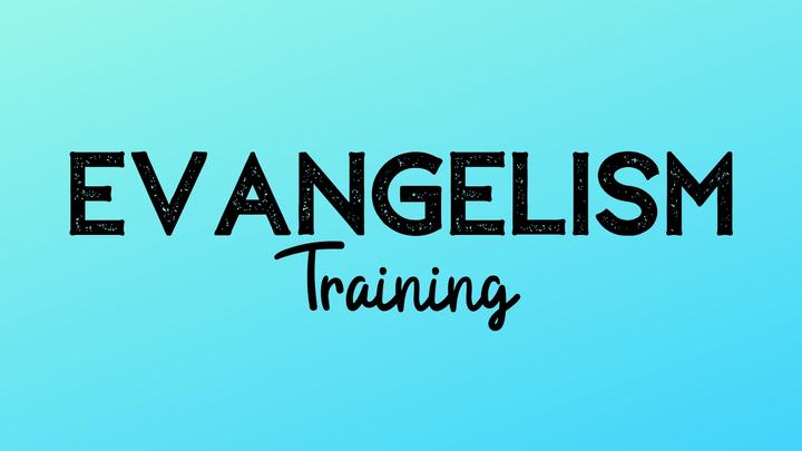 Connect Group w/ Shawn Jones - Evangelism Training logo image