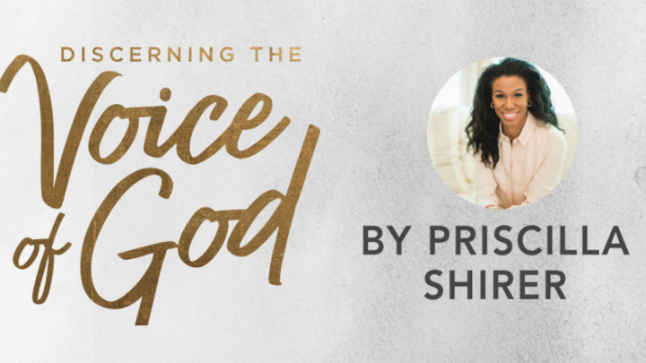 Discerning the Voice of God Women's Study at Glen Rose Campus logo image