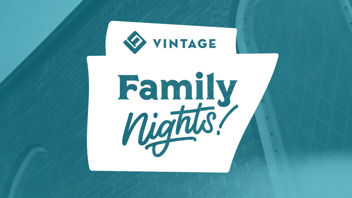 4341 - Vintage Family Nights! logo image