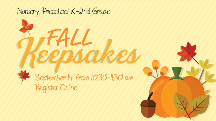 Fall Keepsakes logo image