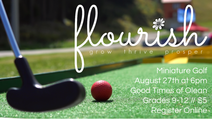 Flourish at Good Times logo image