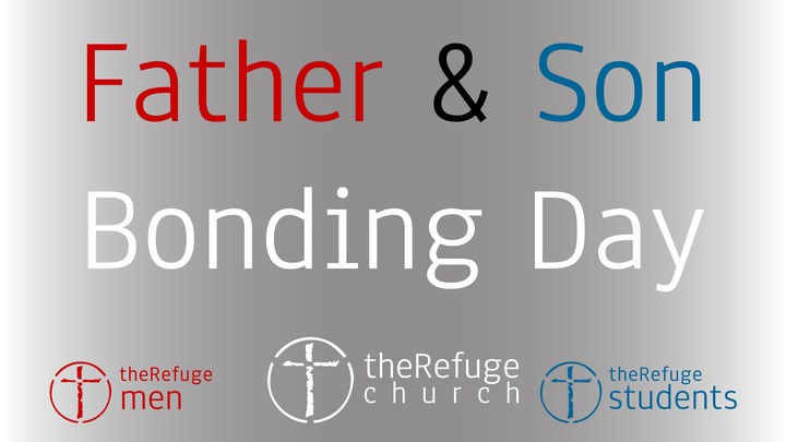 Refuge Students: Father/Son Day logo image