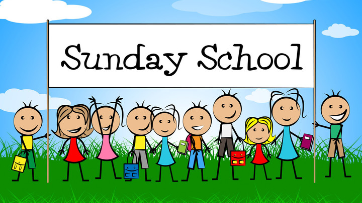Children's Sunday School logo image
