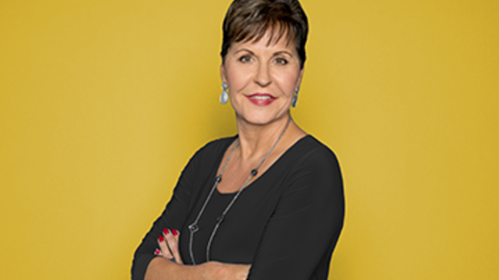 Joyce Meyer One Day Conference logo image