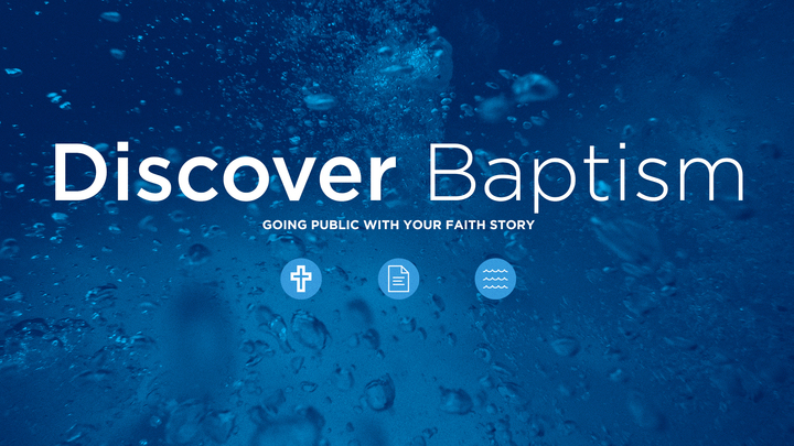 Discover:Baptism logo image