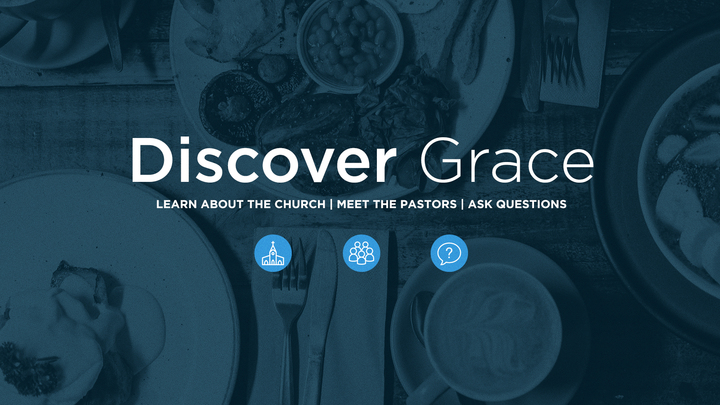 Discover:Grace logo image