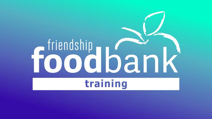 Food Bank Training logo image
