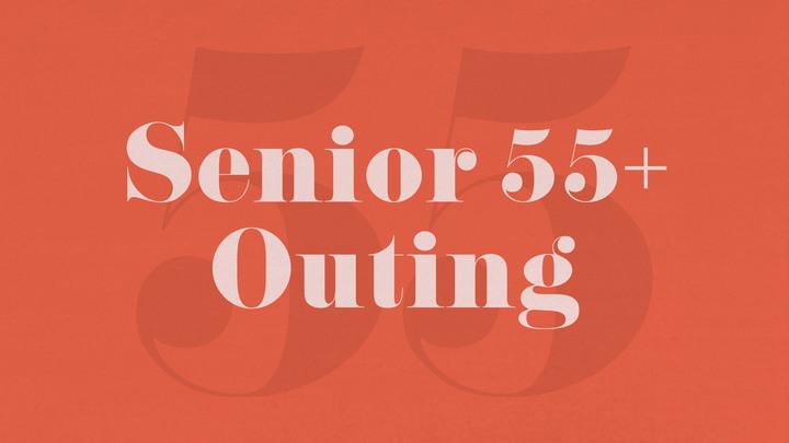 Senior 55+ Outing - Blakes Cider Mill logo image