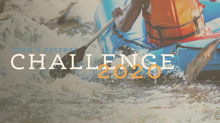 Challenge 2020 Men's Retreat logo image