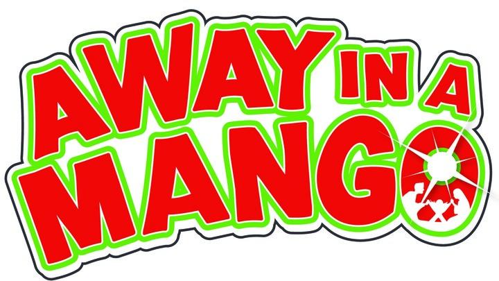 "2019 Christmas Musical, ""Away in a Mango"" logo image"