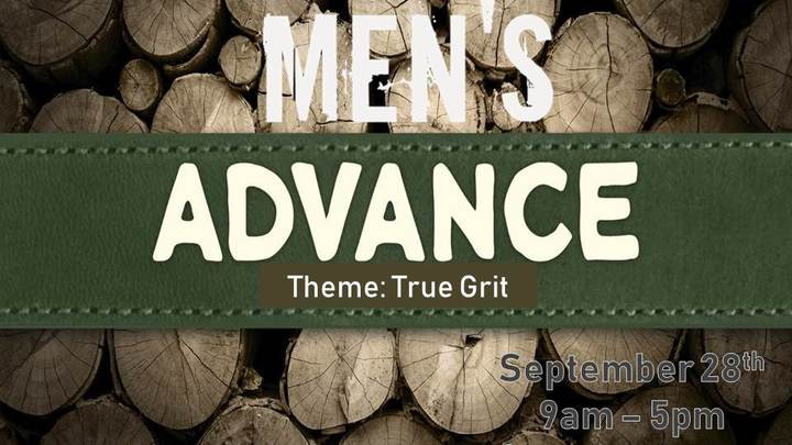 Men's Advance logo image
