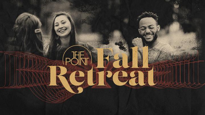 The Point Fall Retreat logo image