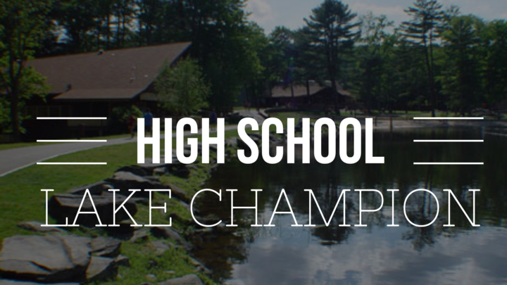 High School Lake Champion Trip logo image