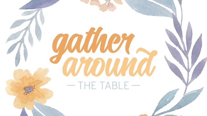 TR Ladies: Gather Around the Table logo image