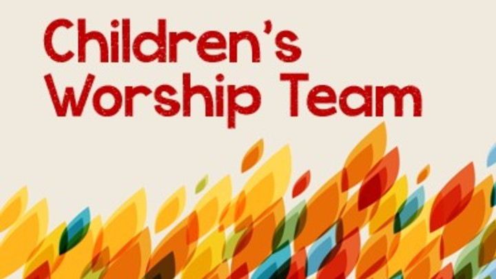 Children's Worship Team (K-4th Grade) logo image
