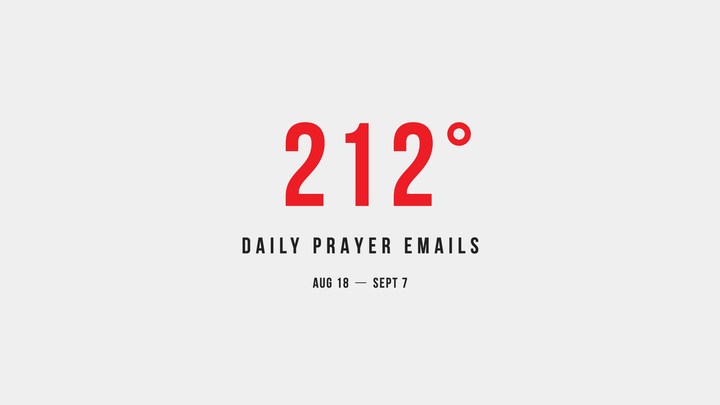 212 Daily Prayer Emails logo image